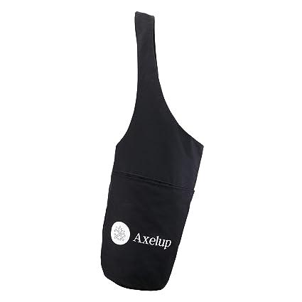 Axelup - Bolsa Grande para Esterilla de Yoga con Correa para ...