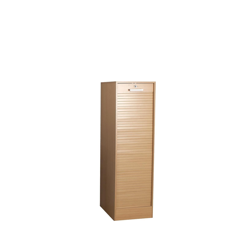Classeur à rideaux-Hêtre-138 cm-7142A5555R91