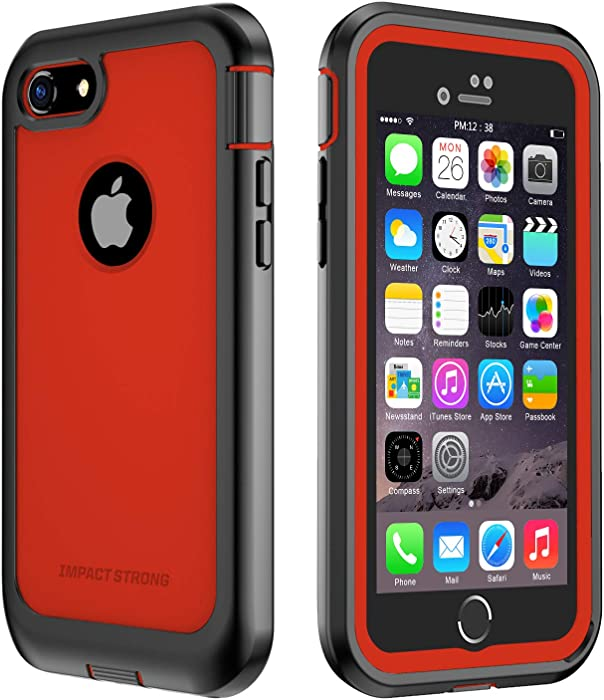 Top 10 Apple I Phone Mobile Red 7
