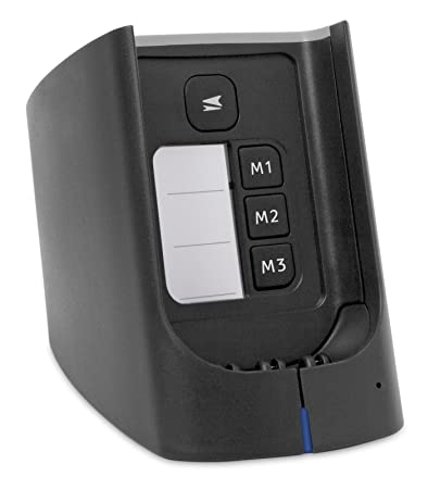 Doro Magna 2000 - Teléfono (DECT, 50m, 300m, 100 entradas, AAA), color negro: Amazon.es: Electrónica