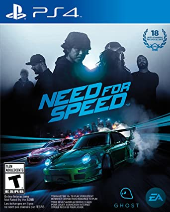 amazon need for speed 輸入版 北米 ps4 ゲームソフト