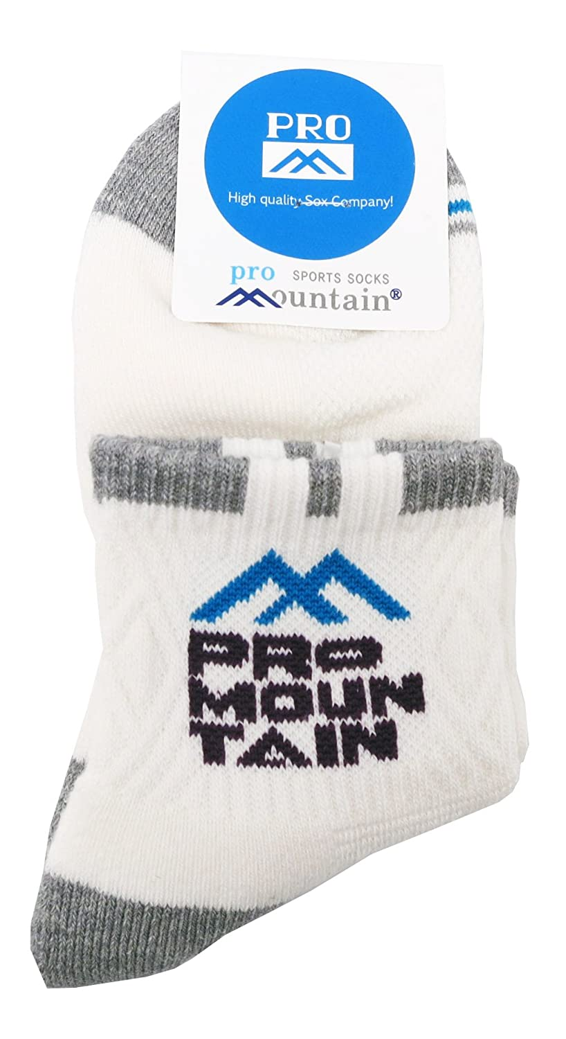 Pro Mountain Cotton Quarter Ankle Cushion All Day Hiking Athletic Sports Socks /…
