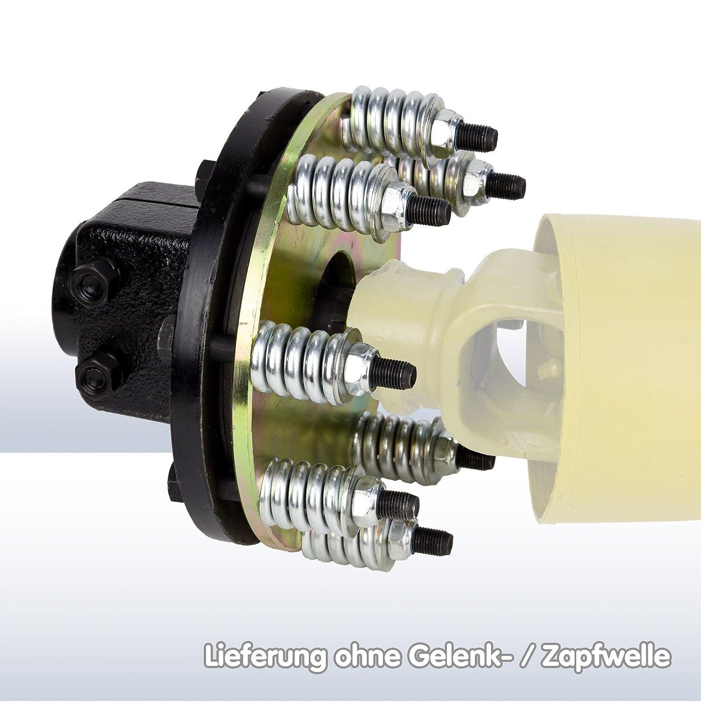 Rutschkupplung für Zapfwelle 1500 Nm NEU 67900