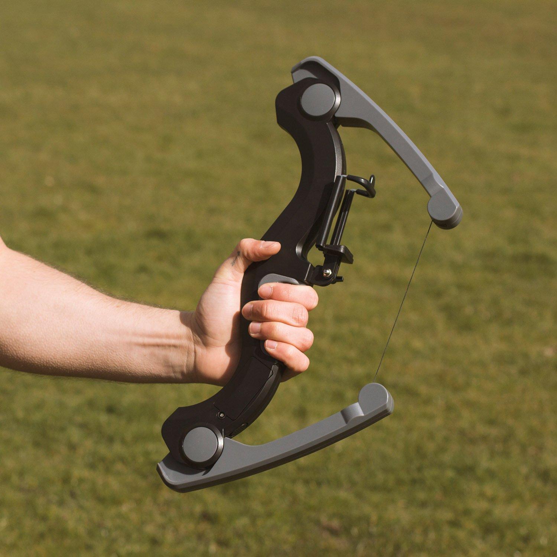 5e84b7b826aa Thumbs Up Orb-AR Bluetooth Arc for Smartphones Virtual Archer