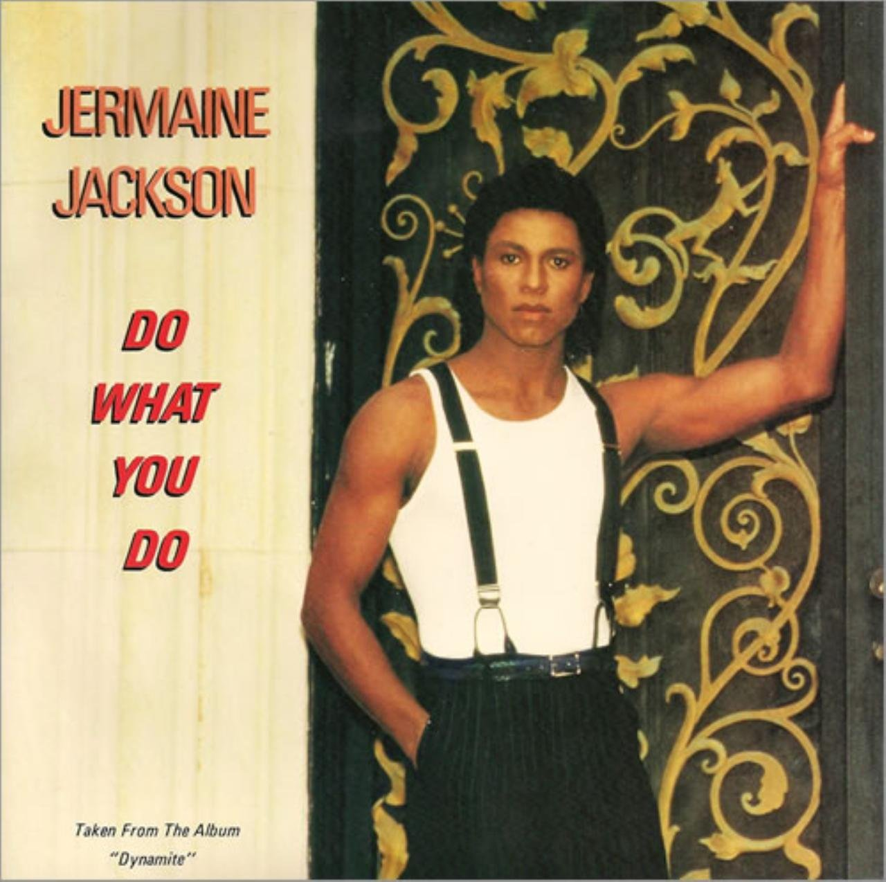 Jermaine Jackson Album: Do What You Do