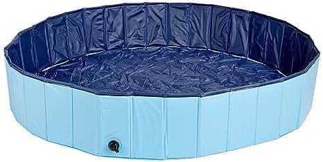 Vasca Da Bagno Per Cani : Pettom piscina pieghevole per cani o bimbi con bordi rigidi
