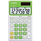 Casio SL-300VC Standard Function Calculator, Green