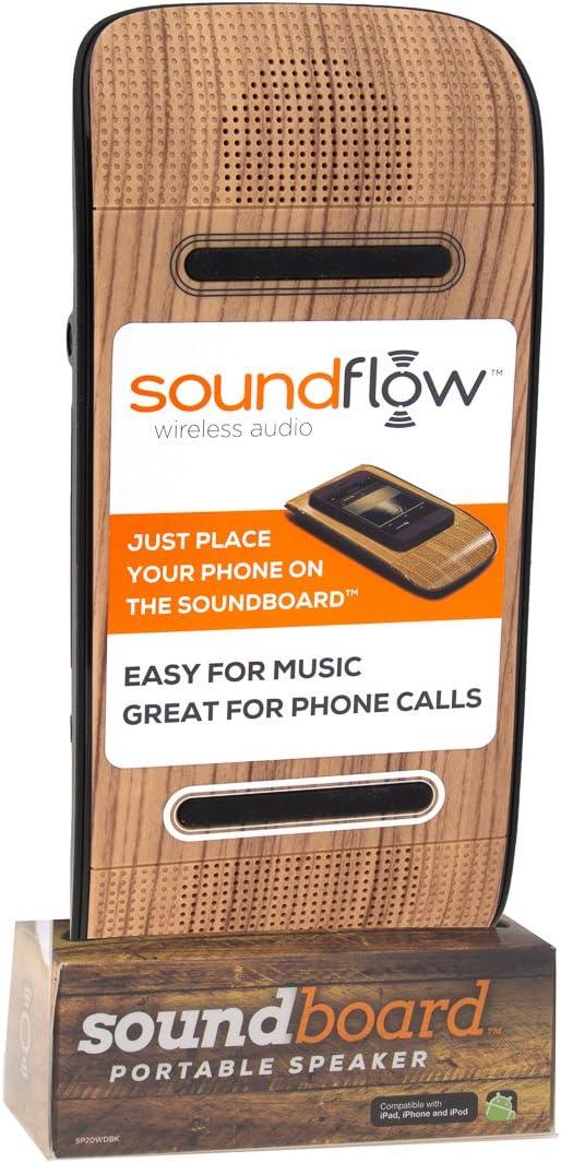 BRAND NEW!! SOUNDBOARD PORTABLE SPEAKER SOUND FLOW WIRELESS AUDIO
