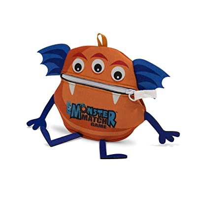 North Star Games Monster Match Dice and Card Game for Family & Kids, 2-6 Players, Ages 6+: Toys & Games