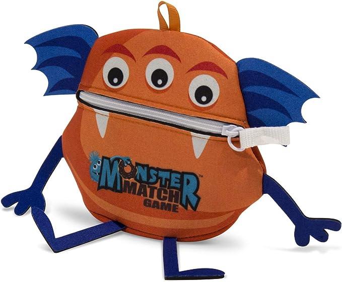 North Star Games Monster - Juego de Cartas de Monster Star Monster, Color Naranja: Amazon.es: Juguetes y juegos
