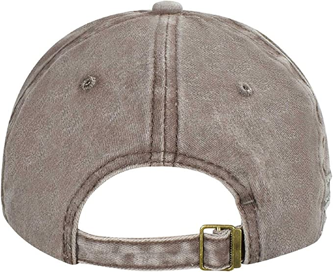 Voqeen Gorra de béisbol Vintage gastada Moda 1969 Gorra de béisbol ...