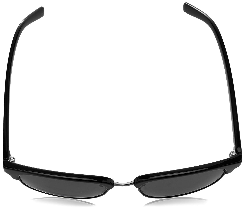51c5224e30ce Amazon.com  Polaroid Sunglasses Pld1012s Polarized Round Sunglasses Dark  Ruthenium Gray 54 mm  Polaroid  Clothing