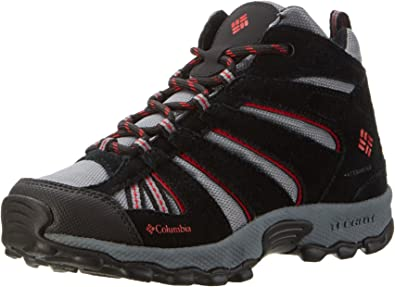 Columbia Youth Redmond Waterproof Zapatillas de Senderismo Unisex Ni/ños