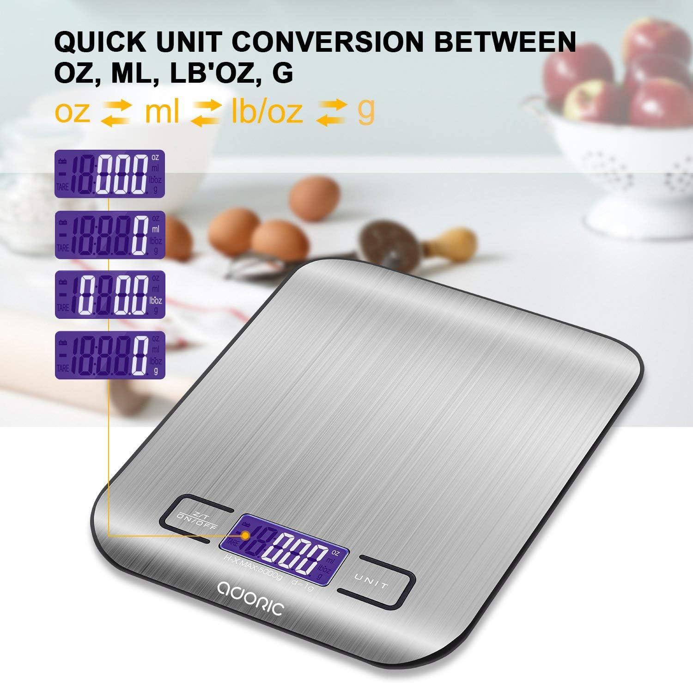 Kleine digitale Küchenwaage Preis 11,99 € statt 16,99 €