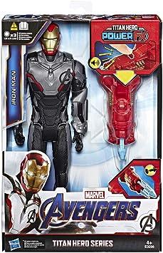 Oferta amazon: Avengers- Titan Hero FX Figura Iron Man, Multicolor, Talla Única (Hasbro E3298105)