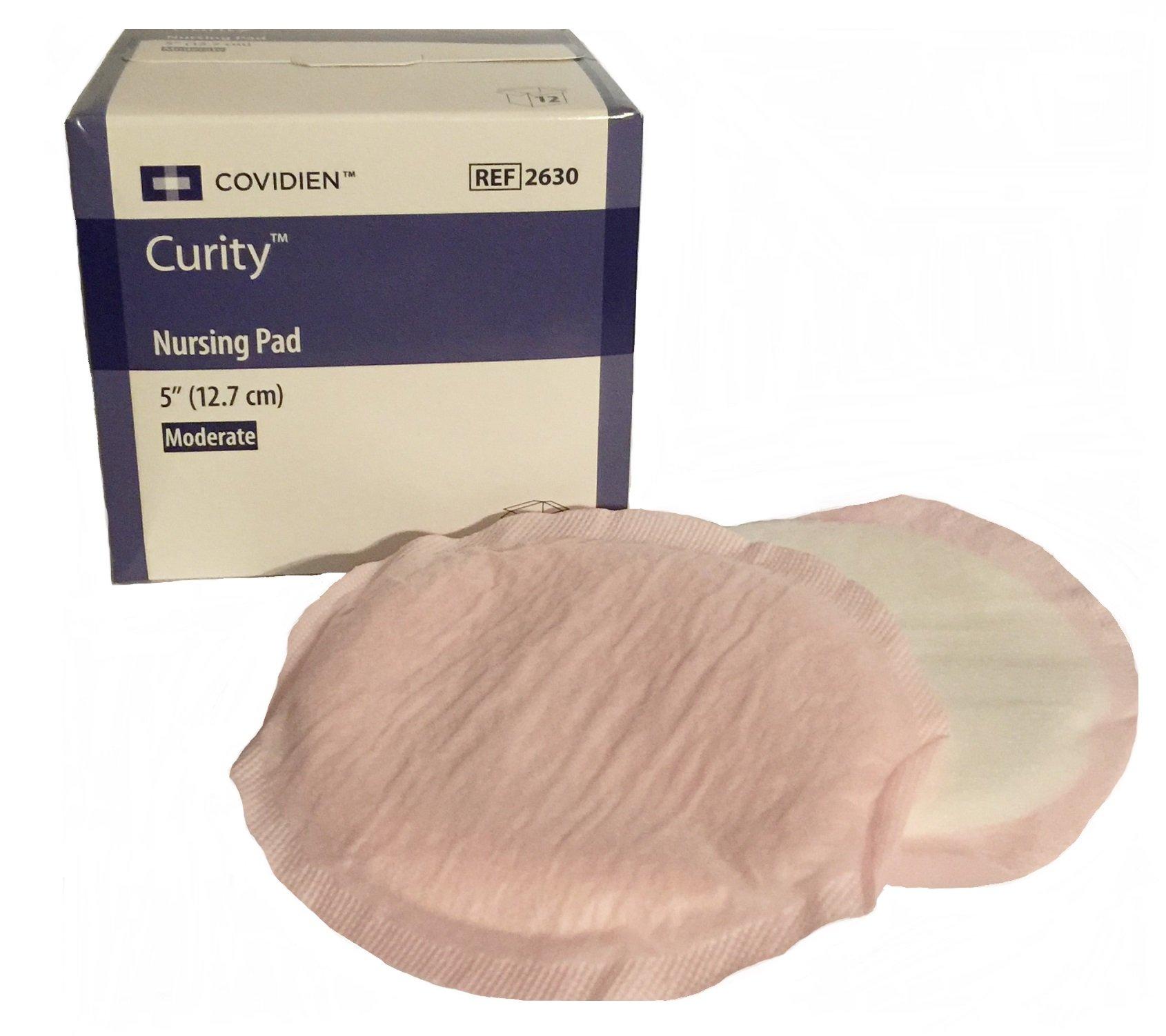Curity Nursing Pads, 12/Box 24 Boxes/Case