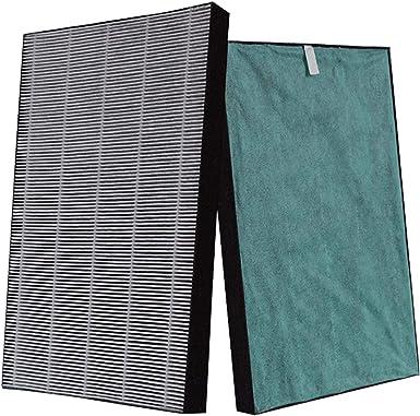 KR-NET Filtro HEPA de Repuesto para purificador de Aire Sharp KC ...