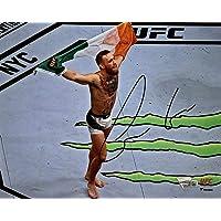 $170 » Conor McGregor Signed UFC Irish Flag 8x10 Photo Fanatics - Fanatics Authentic Certified - Autographed UFC Photos