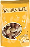 Farm Fresh Nuts BRAZIL NUTS Roasted With Himalayan Salt (1 LB)