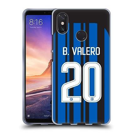Amazon.com: Official Inter Milan Borja Valero 2017/18 ...