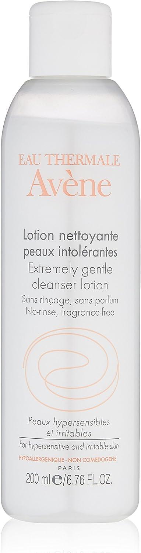 Avène Loción Limpiadora Para Piel Intolerante 200 ml: Amazon.es ...