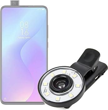 DURAGADGET Flash Selfie Compatible con Smartphone Xiaomi Mi 9T Pro ...