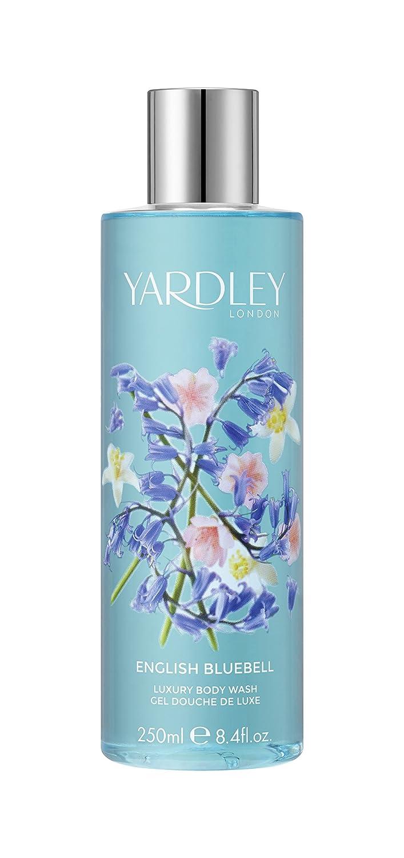 Yardley London English Bluebell - Limpiador corporal (250 ml): Amazon.es: Belleza
