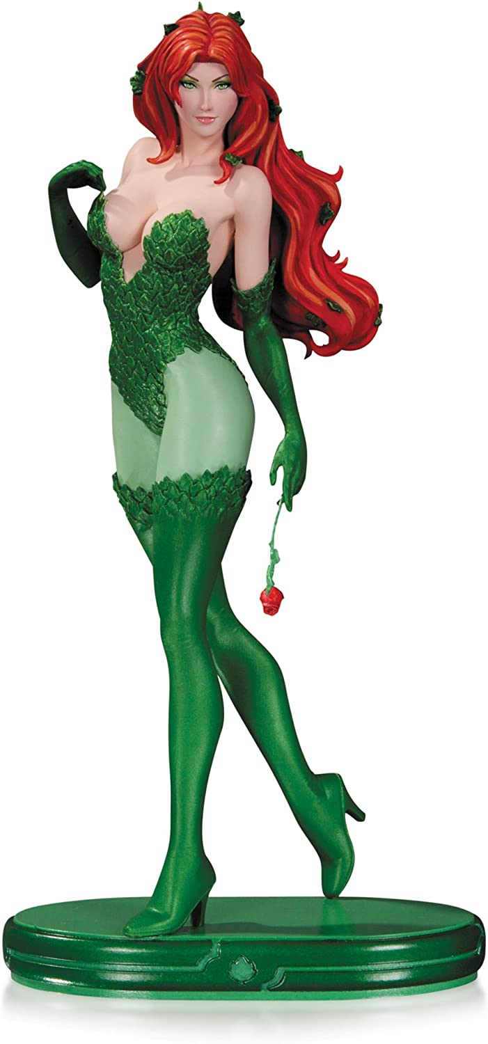 B00HNEOKES DC Collectibles DC Comics Cover Girls: Poison Ivy Statue 712BGD8krrQL.SL1500_