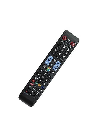 amazon com general remote control for samsung un46c8000xfxza rh amazon com Samsung Smart TV User Manual Samsung Smart TV User Manual