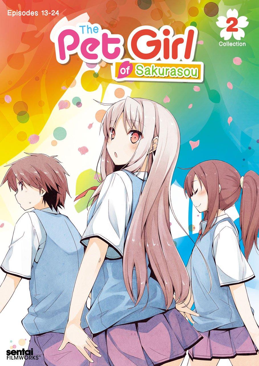 Amazon.com: The Pet Girl of Sakurasou 9: Pet Girl of Sakurasou