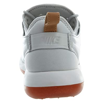1becef58e728e Nike Mens Roshe Two Leather Premium Shoes Off White White Gum 881987-100  Size 11.5  Amazon.co.uk  Shoes   Bags