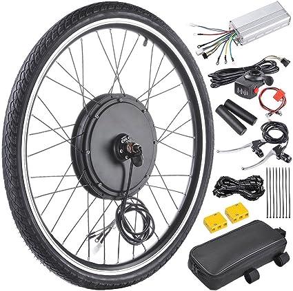 48 V, 1000 W, 36 V, 250 W Kit de conversi/ón de Bicicleta el/éctrica de 26 DiLiBee