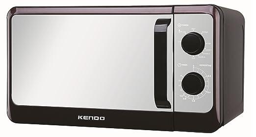 Kendo MK820LMD Encimera 20L 800W Negro, Espejo - Microondas ...
