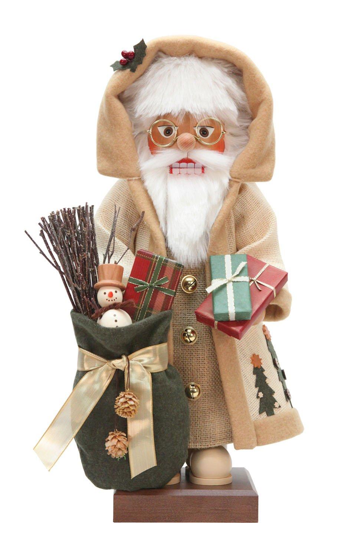 Alexander Taron Christian Ulbricht Decorative Nordic Santa Nutcracker by Alexander Taron