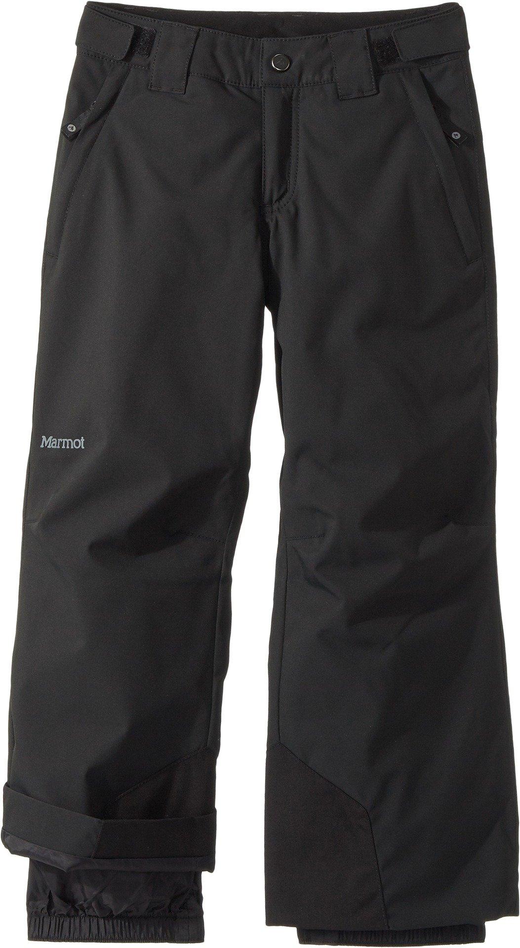 Marmot Kids Boy's Vertical Pants (Little Kids/Big Kids) Black 1 X-Small