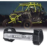 Yvoone-Auto Universal Roll Bar Mount For Led Light Interior Dome Light Roll Cage Light Courtesy Work Light Slim Roll Bar…