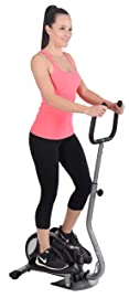 Stamina InMotion Compact Strider Pro Elliptical Trainer Upright