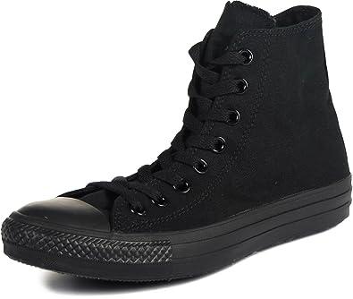 b623e709a440 Karmaloop Converse The Chuck Taylor All Star Core Hi Sneaker Black (12 D(M