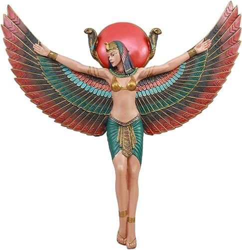 Ebros Large Ancient Egyptian Goddess Isi