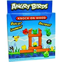 WP Angry Birds Knock on Wood Game (Multicolour)