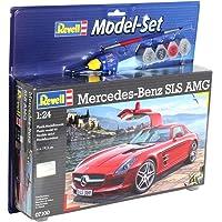 Revell- Mercedes SLS AMG Maqueta Coche, 12+ Años