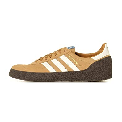 4bbf0eec53 adidas Montreal 76, Chaussures de Fitness Homme, Multicolore  (Mesa/Casbla/Gum5