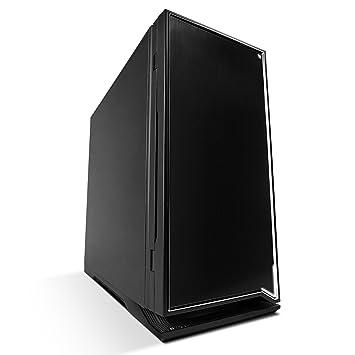 NZXT H2-001-BK - Caja de ordenador de sobremesa, negro: Amazon.es: Informática