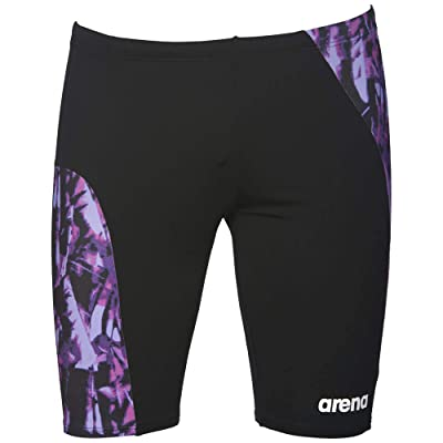 Amazon.com : Arena Men's Painted Panel Jammer Swimsuit : Clothing