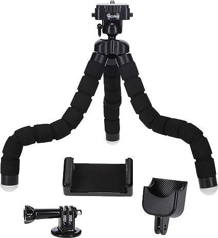 Rollei Monkey Pod Set Mini Stativ Mit Flexiblen Kamera