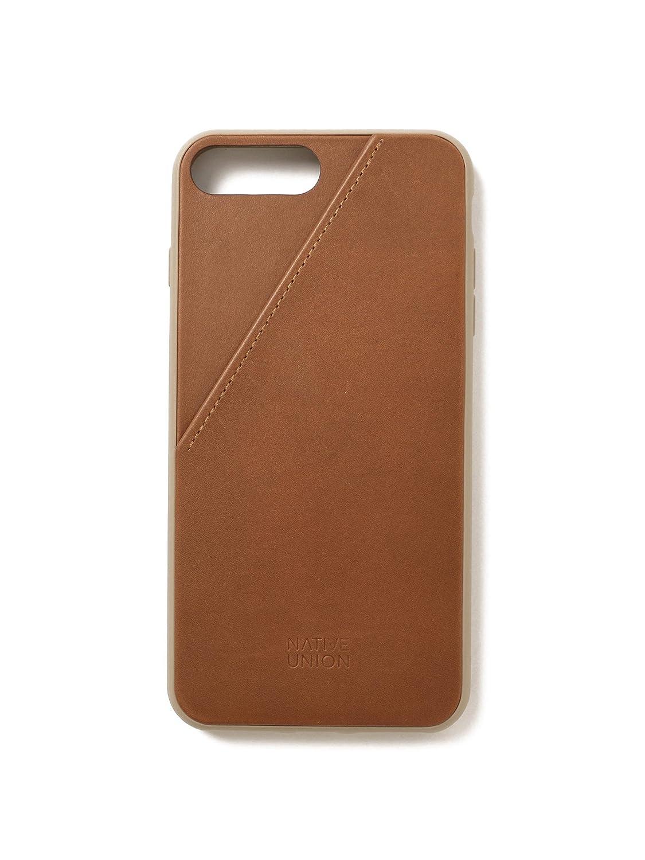(ビーピーアールビームス) bpr BEAMS / NATIVE UNION / CLIC CARD iPhone8PLUS 7PLUS ケース 33750132547 B078MTRKQL  タン One Size