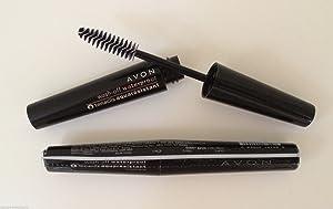 Avon Wash-Off Waterproof Mascara -Black