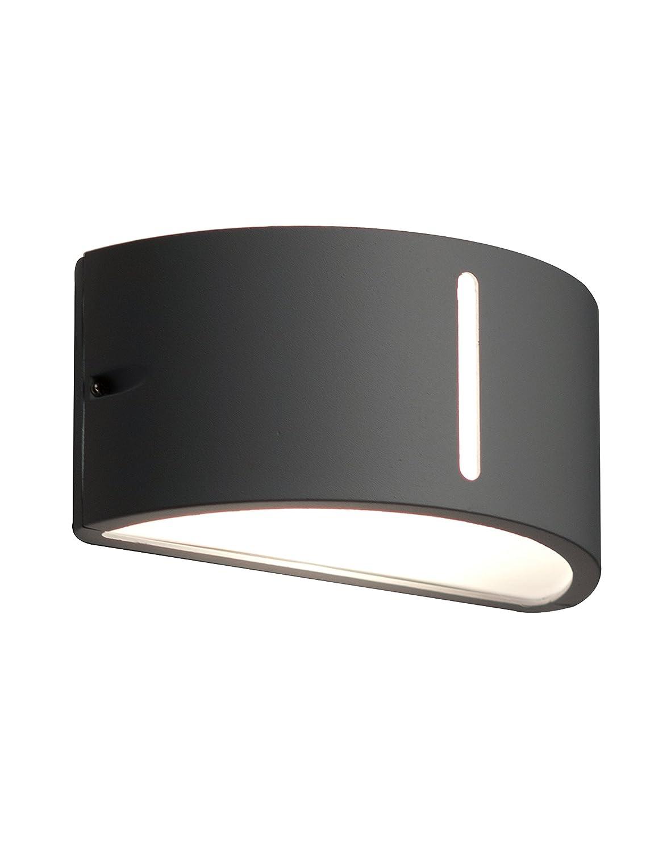 Eco Light Wandleuchte, Aluminium, E27, Anthrazit ECO-LIGHT 3304 GR