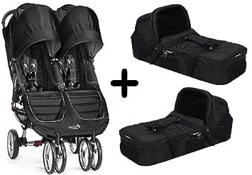 Amazon Com New Model 2016 Baby Jogger City Mini Gt Double Stroller