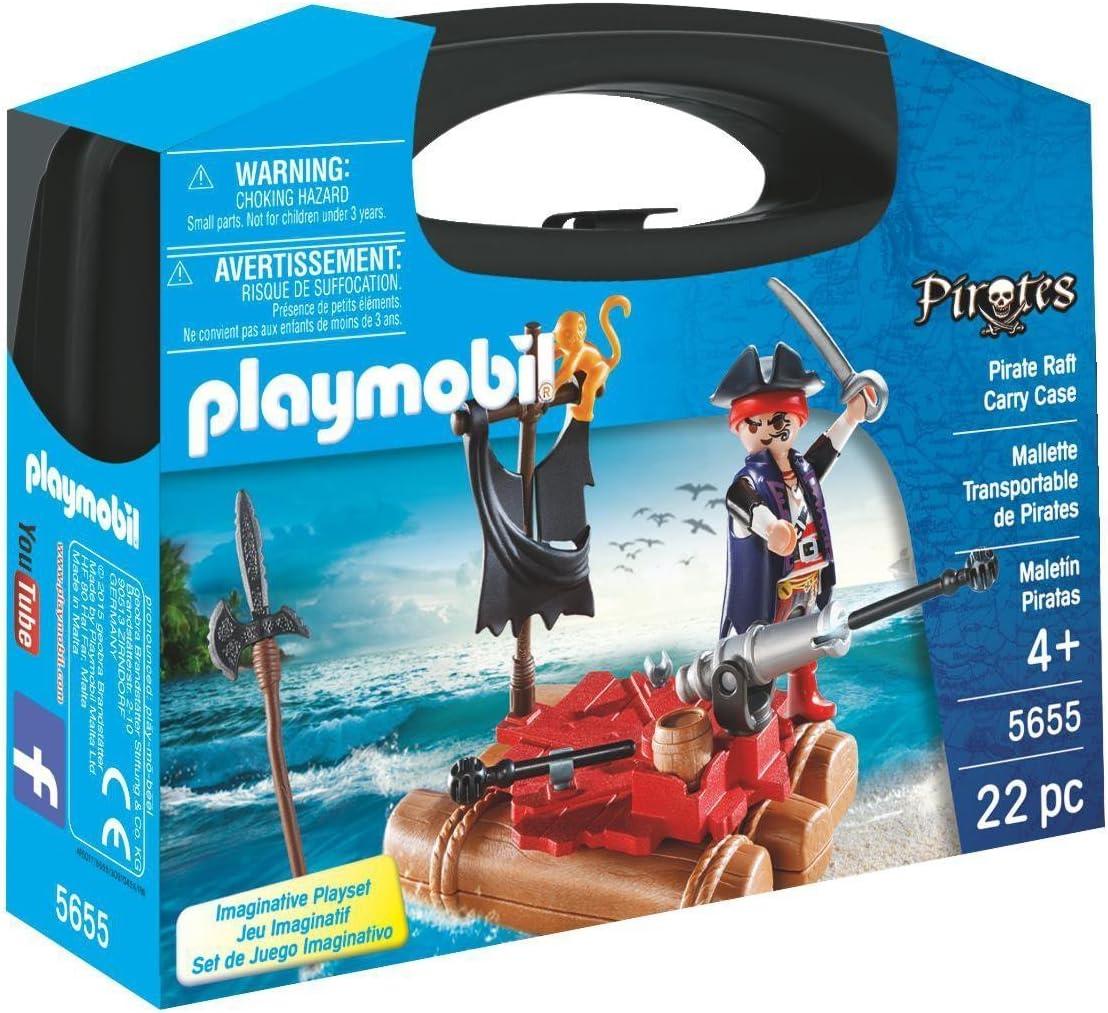 PLAYMOBIL Piratas Playset (5655): Amazon.es: Juguetes y juegos